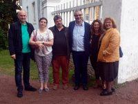 Директорът на Театъра в Плевен е на работно посещение в Талин