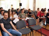 Студенти от Софийския университет проведоха практика в Община Червен бряг