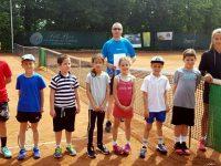 Малки тенисисти мериха сили в регионален турнир в Плевен