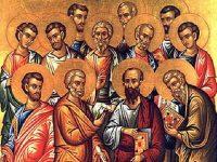 30 юни – Събор на светите дванадесет апостола