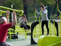 """Площадка за спорт на открито ще бъде изградена в парк """"10 декември"""" в Плевен"""