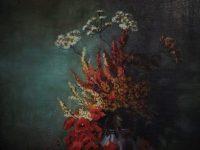 """Изложба """"Цвят и природа"""" представят в Къщата на художниците в Плевен"""