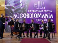 """Молдовци грабнаха голямата награда в Международния конкурс """"Акордеомания"""" в Плевен"""