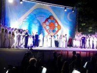 """Спектакълът """"Кармина Бурана"""" бе представен при огромен успех на сцената на Летния театър"""