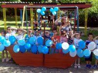 """Морски забавления за деца и родители в ДГ """"Звънче"""" – Плевен"""