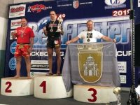 Плевенчанинът Бойко Янчев е сред най-добрите на Световното по кикбокс в Италия