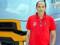 Плевенчанинът Пламен Иванов отново ще представи България на световния финал по шофиране на камиони