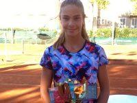 Йоана Константинова спечели второ място на силен турнир в Италия