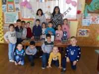 """Малчугани от ДГ """"Знаме на мира"""" – Белене и техните родители участваха в """"приказен"""" проект"""