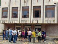 В Долни Дъбник се състоя официална церемония по откриване на строителна площадка за ремонта на Културния дом