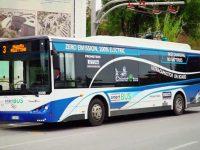 Средства за закупуването на 14 електробуса ще получи Плевен
