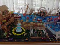 Малчугани от Гулянци изработиха макет на туристическо еко селище край Дунав
