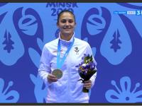 Злато за Ивет Горанова на Европейските игри в Минск