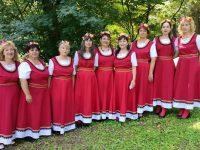 """Златен медал за Женската фолклорна група """"Надежда"""" от село Козар Белене"""
