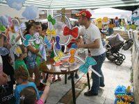 Детски празник донесе много настроение и нови знания на плевенските деца – снимки