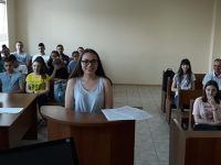 Ученици участваха в симулативни процеси в Окръжен съд – Плевен, издадоха присъди по дело за катастрофа със загинал