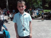 """Първи медал за малък състезател на СКШ """"Плевен XXI"""""""