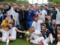 """Отборът на """"Спартак"""" (Плевен) е вече официално във Втора лига!"""