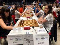 """Двата отбора с името """"Плевен"""" водят в класирането на Европейското отборно по шахмат"""