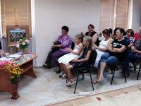 Литературна среща с Ивелина Радионова се проведе в Читалището в Победа