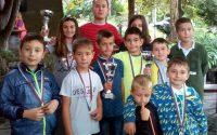 """40 шахматисти се събраха на турнир по ускорен шах в Парк-хотел """"Гривица"""""""