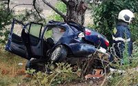Мъж и 4-годишно момченце са загинали при жестоката катастрофа в Плевенско (снимка)
