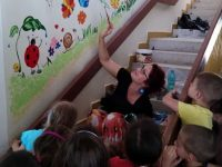"""Деца, родители и учители твориха заедно в ДГ """"Първи юни"""" – Плевен (галерия)"""