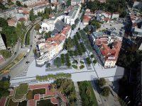 Реновират централната градска част и Автогарата на Плевен