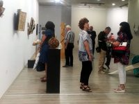 """Пътуващата изложба """"Форум дървопластика"""" бе открита в Артцентър Плевен (галерия)"""