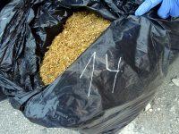 Намериха 210 кила нелегален тютюн в колата на 39-годишен от Буковлък