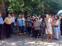 Любо Нейков бе сред гостите на традиционния оброк в Червен бряг