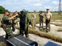 Военни от Националната гвардия на САЩ посетиха Белене