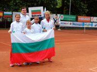 Тенис националките ни започнаха с убедителна победа на Европейската отборна лятна купа в Плевен