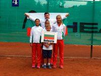 Тенисистките ни отстъпиха на Франция във втората си среща на Европейската отборна лятна купа в Плевен