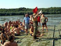 Беленски военни съдействаха при организацията на 62-ото масово преплуване на Дунав