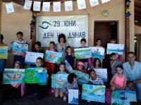 С интересна забавно-образователна програма отбелязаха Деня на Дунав в Байкал