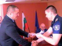 Наградиха 98 служители на МВР – Плевен за постигнати високи професионални резултати