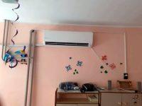 Община Искър закупи климатици за нуждите на двете детски градини