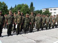 Военни от Белене получиха документи за завършен курс