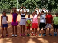 Роси Денчева триумфира на регионален турнир до 14 години в родния Плевен