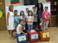 Финансова работилница за деца се проведе в плевенската Библиотека