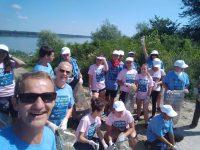 """За втора година се проведе акция в Байкал от кампанията """"Да изчистим Дунав заедно"""""""