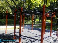 Да се монтира камера за видеонаблюдение на новата площадка за стрийт фитнес в Плевен предлага кметът