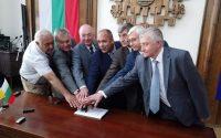 Пощенска марка съвместно издание на България и Руската федерация валидираха в Плевен