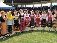 """Женска фолклорна група """"Вълшебни звуци"""" от село Победа участва в международен фестивал"""
