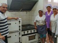 Обновяват социалния патронаж в Пордим и Вълчитрън, както и обществената трапезария в Згалево