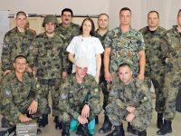 Бойни санитари от Белене преминаха обучение във ВМА