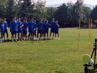 """ФК """"Спартак 1919"""" (Плевен) е на лагер по програма на Министерството на младежта и спорта"""