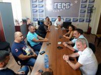 Готовността за местния вот дискутираха областното и общинското ръководство на ГЕРБ Плевен