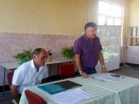 Започнаха отчетните събрания за мандат 2015-2019 на кметовете в община Гулянци